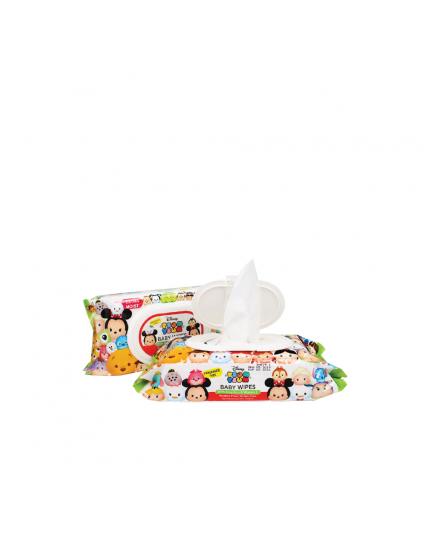 Disney Tsum Tsum Baby Wipes 2x 80's