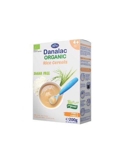 Danalac Baby Organic Rice Cereal (4M+)
