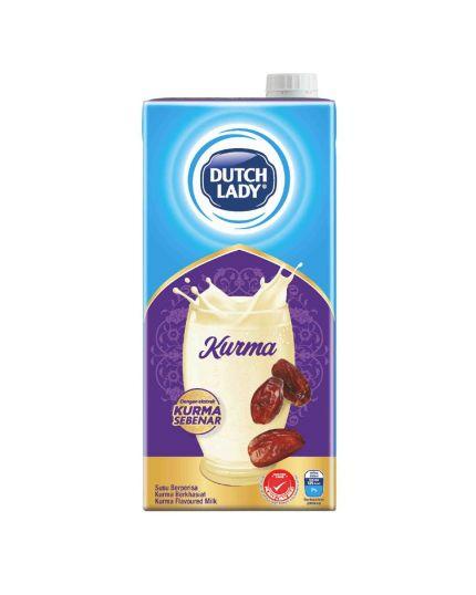 Dutch Lady UHT Milky Kurma - 1L