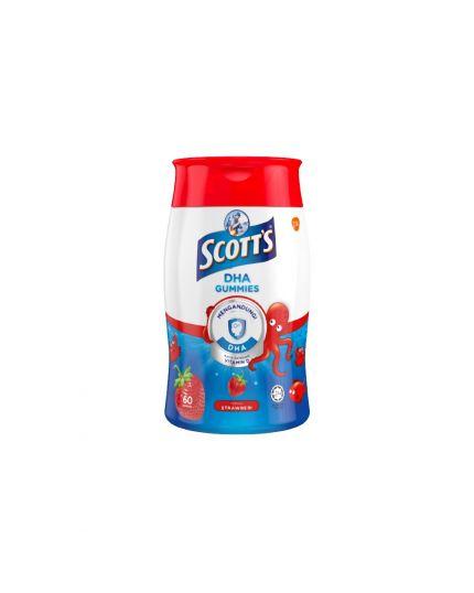 Scotts Dha Gummies - 60s