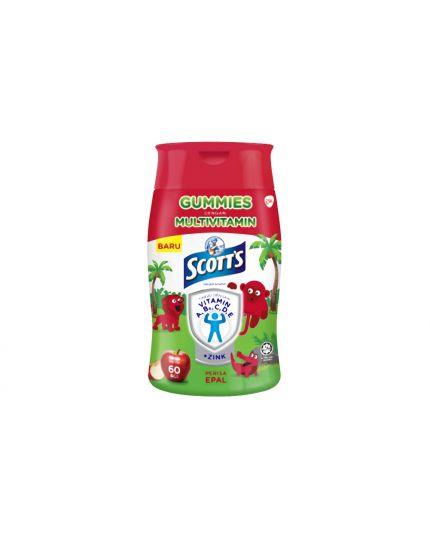 Scotts MultiVitamin Gummies - 60s