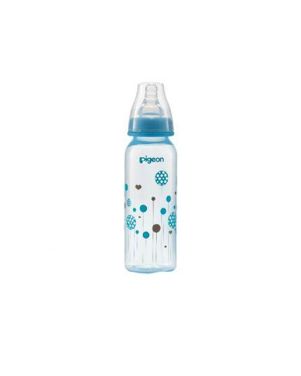 Pigeon Flexible™ Nursing PP Bottle (Slim-Neck) - 240ml (Circles Design)