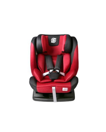 Sweet Cherry Group 0+,1,2,3 Marwin Car Seat Red(Model: AY913)