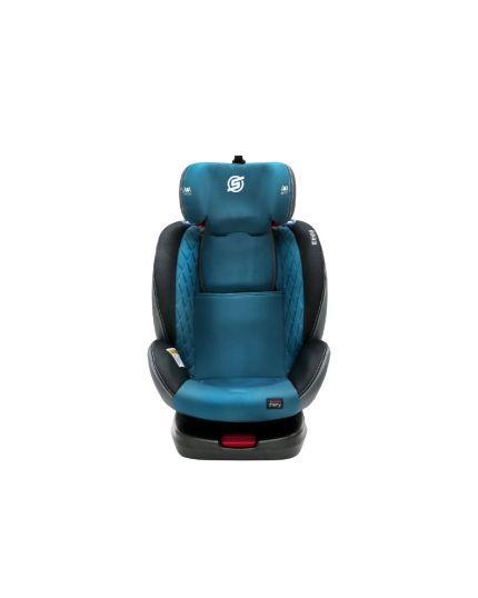 Sweet Cherry Group 0+,1,2,3 Conrad ISOFIT Car Seat Sea Blue(Model: YB102A)