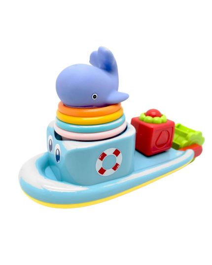 Daisheng Stacking Cup Boat (HE0270)