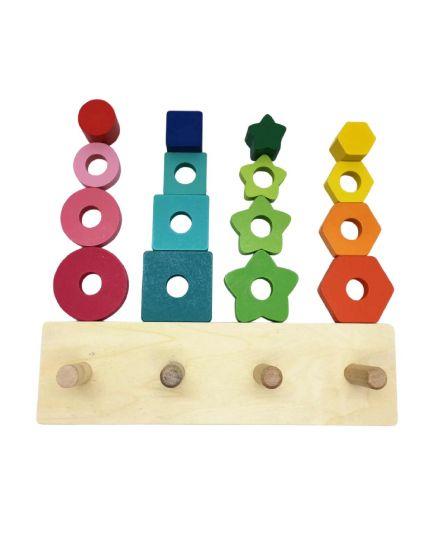 Daisheng Wooden Game (MG318)