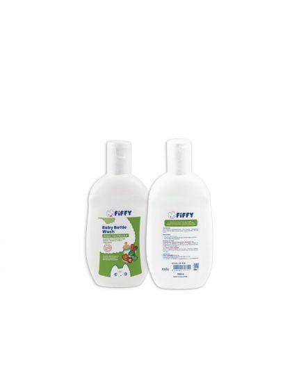 Fiffy Bottle Wash Twin Pack (100ml x 2)