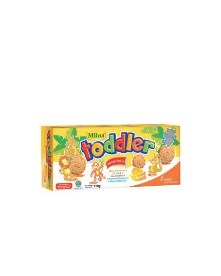 Milna Toddler Biscuit for Children 1-5 years (110g)