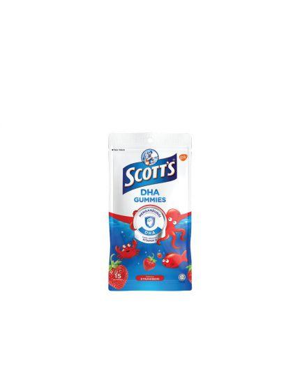 Scotts DHA Gummies (15 pcs)