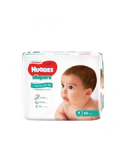 Huggies Platinum Diaper Super Jumbo Pack - S/M/L/XL