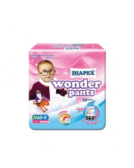 Diapex Wonder Pants Super Jumbo Pack - M/L/XL/XXL
