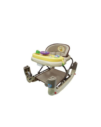 Sweet Cherry 2-in-1 Fantasy Walker with Rocking Function (Model: T10770)