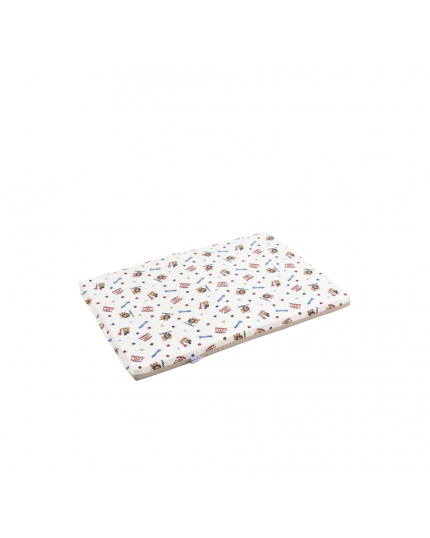 Baby Love Premium Playpen Foam Mattress - Animals Star (Model: 2970)