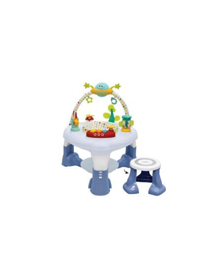 Bubbles Spin & Jump Multi Function Activity Center - (Model:BUE1016)