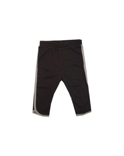 Baby Hippo Unisex Basic Collection Long Pant - Black/Melange (HTB0121-15002)