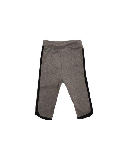 Baby Hippo Unisex Basic Collection Long Pant - Melange/Black (HTB0121-15002)