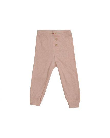 Baby Hippo Unisex Basic Collection Long Pant - Pink/Melange (HTB0121-15002)
