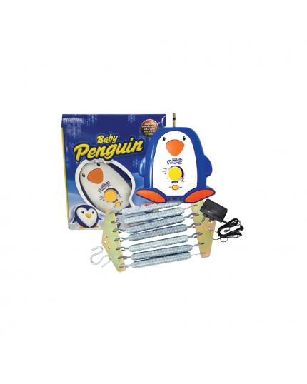 I-baby Penguin Electronic Baby Cradle - 1 Year Motor Warranty (Model: AEM3015)