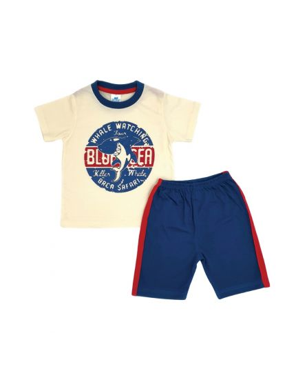 Anakku Boy Suit Set Beige (K3-4221-B)