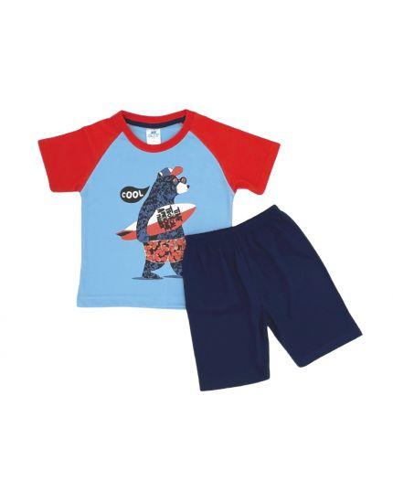 Anakku Boy Suit Set Blue (K3-4221-C)