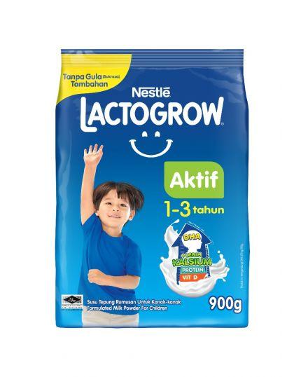 Lactogrow Aktif 1-3 - 900g