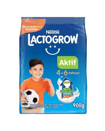 Lactogrow Aktif 4-6 - 900g