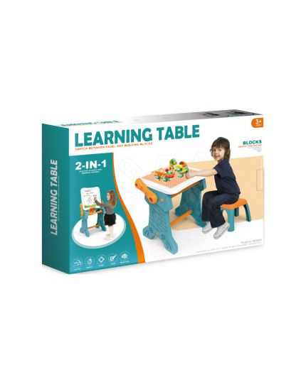 Enfagrow 2 in 1 Learning Table with Block