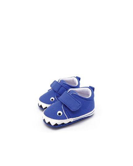 Kidee Baby Shoes - Royal Blue ( KD-BB006 )