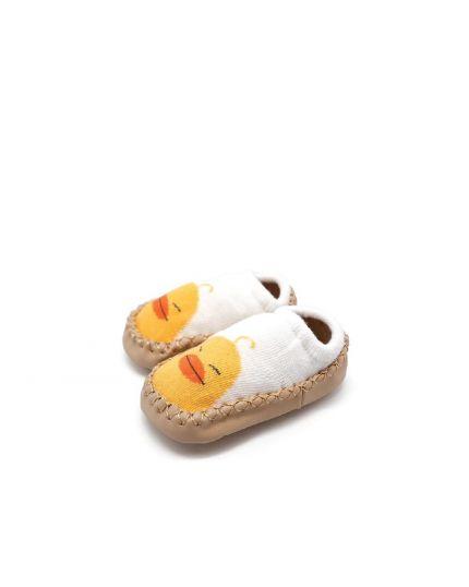 Kidee Baby Socks Shoes - Chick ( KD-BS003-2 )