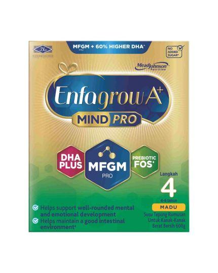 Enfagrow A+ MindPro Milk Formula Powder Step 4 - 600G