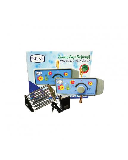 Polar Electronic Baby Cradle - 1 Year Motor Warranty (Model: MX8389)