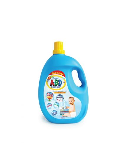 Pureen A-B-D Antibacterial Liquid Detergent (4800ml)