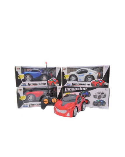 Race Team Remote Control Car /1:20-2 Assorted (Model Number H11811/1-2B)