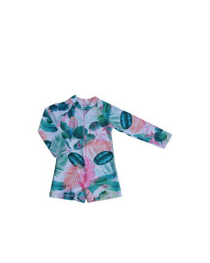 Baby Hippo Swimwear Girl Collection - White (HTS0920-69011)