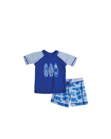 Baby Hippo Swimwear Boy Collection - Blue (HTS0920-69020)