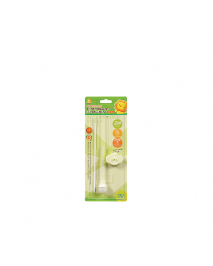 Simba Wide Neck Auto Straw Set Replacement (1's)