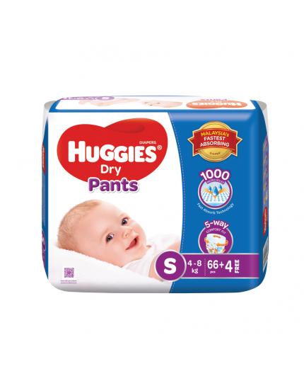 Huggies Dry Pants Super Jumbo Pack  - S/M/L/XL/XXL