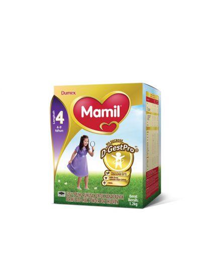 Dumex Mamil Step 4 (1.2kg) - New