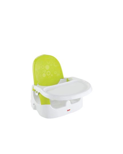 Fisher Price Quick-Clean n Go Portable Booster for Children Kids (Model:BCD26)