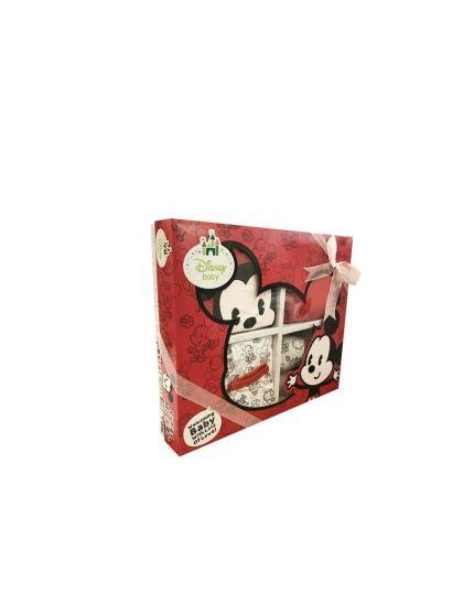 Disney Cuties Unisex  5Pcs Gift Set Red (021-1-114-1381-03)