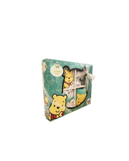 Disney Cuties Unisex 5Pcs Gift Set Turquoise (021-1-114-1383-51 )