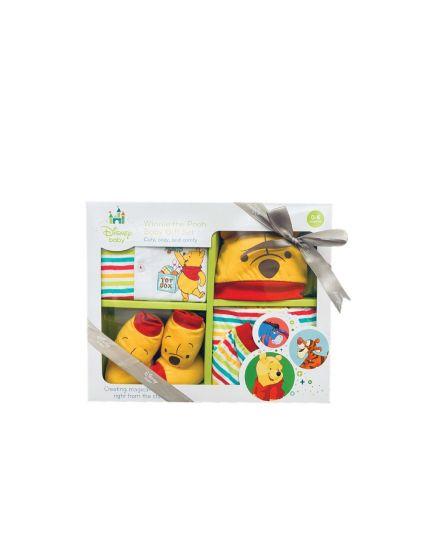 Winnie The Pooh Unisex 5Pcs Gift Set Red (51-1-114-0001-03 )