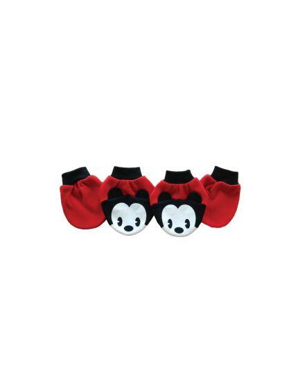 Disney Cuties Mitten & Booties Red (021-1-101-1321-03)