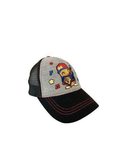 Didi & Friends Cap Black (971-1-123-0414-15)