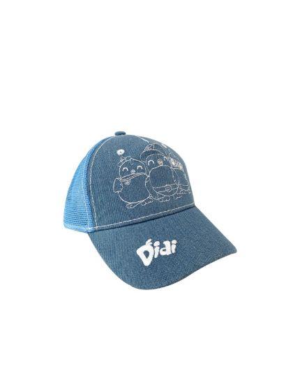 Didi & Friends Cap Blue (971-1-123-0415-29)