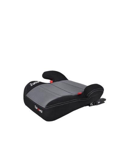 Fairworld Baby Car Booster Seat with ISOFIX(Model:BC 303S-BFL/BG) - Black/Grey