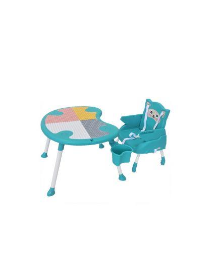 Fairworld Tripo Multi Function High Chair(Model:BC 2QH-GR) - Green
