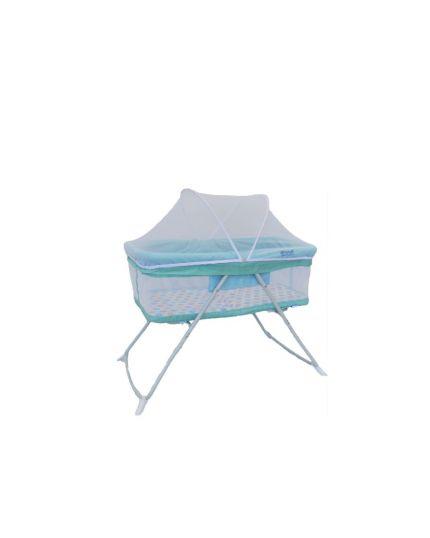 Fairworld- Capri Baby Bassinet(Model:BC 801-FW/B) - Blue