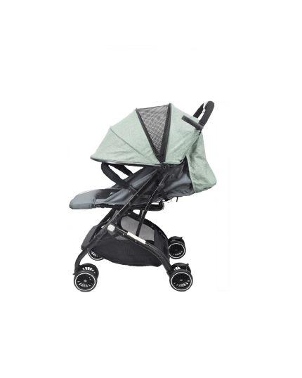 Fairworld 1QX Compact Stroller (Model:BC1QX-DG) - Dark Green