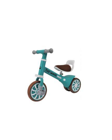 Fairworld 2 in 1 Smart Trike (Model:BC220-GR) - Green